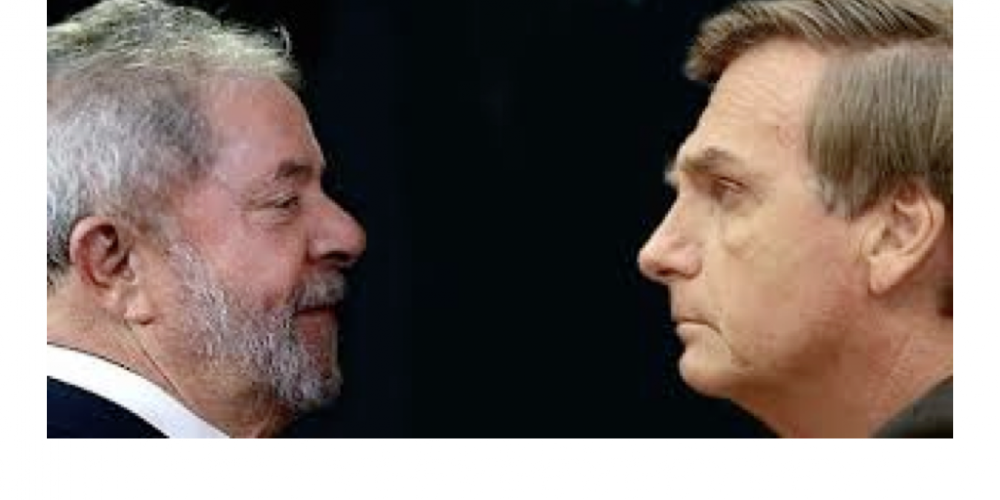 Pesquisa Data Folha: Lula lidera, e Bolsonaro se consolida em 2º. Lula 34% – Bolsonaro 17%