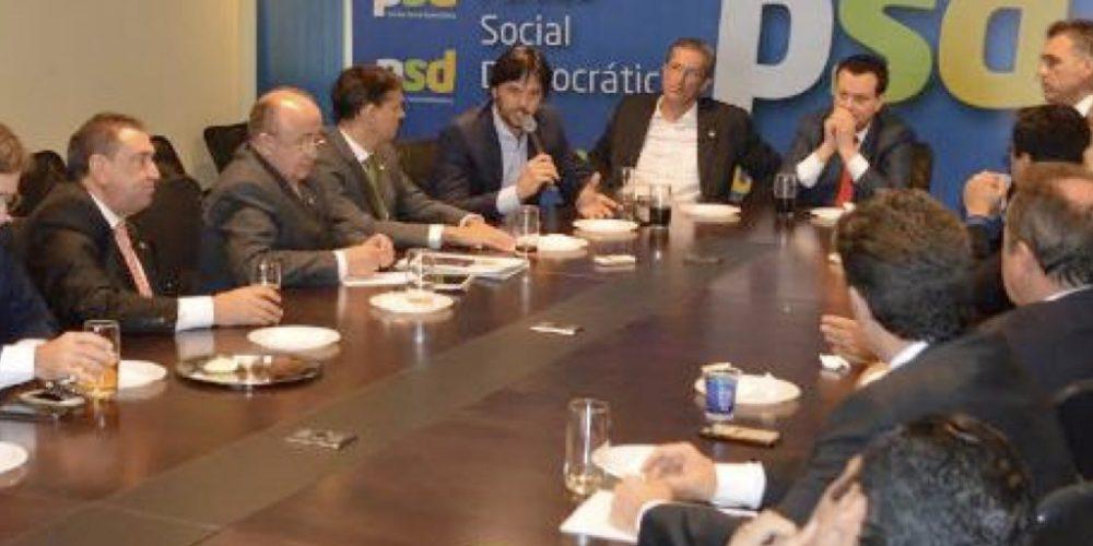 PSD não é diferente do PSDB, parte do partido fez como a tucanada, votou contra Michelzinho