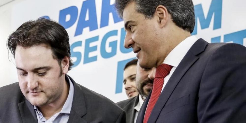 Beto e Ratinho. Ninguém confirma, mas dificilmente essas lideranças estarão no mesmo palanque em 2018