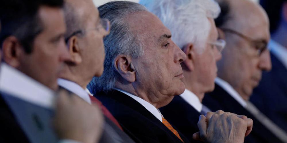 Michel Temer pensa em fazer reforma ministerial nas próximas semanas. PSDB ficará bem diminuto