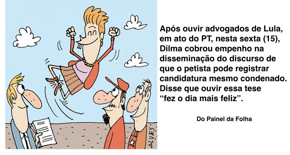 Após consulta a especialista, Gleisi diz que Lula será inscrito na eleição