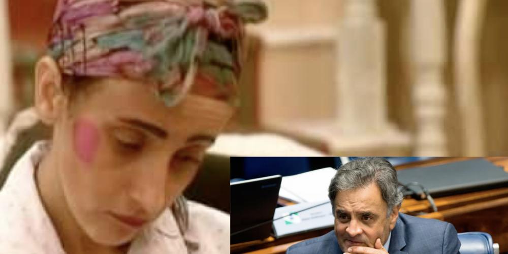 """Ô COITADO!!! PSDB quer """"esconder"""" Aécio em convenção. E """"o  PSDB está especializado em perder por causa de acordos de cúpula"""""""