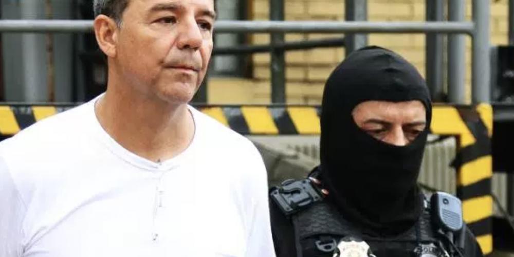 MP pede transferência de Cabral para Curitiba e afastamento de secretário de Administração Penitenciária do Rio