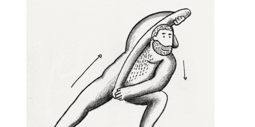 Ilustrador mexicano retrata a intimidade masculina com olhar divertido e debochado