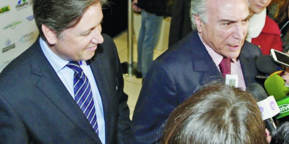 Rocha Loures se cala durante depoimento à PF. Conhecido como 'mala do ano', ele utilizou o direito de não se incriminar no inquérito que investiga ele e Michel Temer