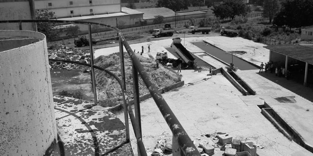 Londrina: Trabalhadores entram na justiça para cobrar indenização por conta do amianto