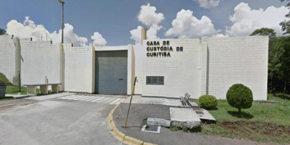 Mortes na Casa de Custódia de Curitiba. Três pessoas foram assassinadas