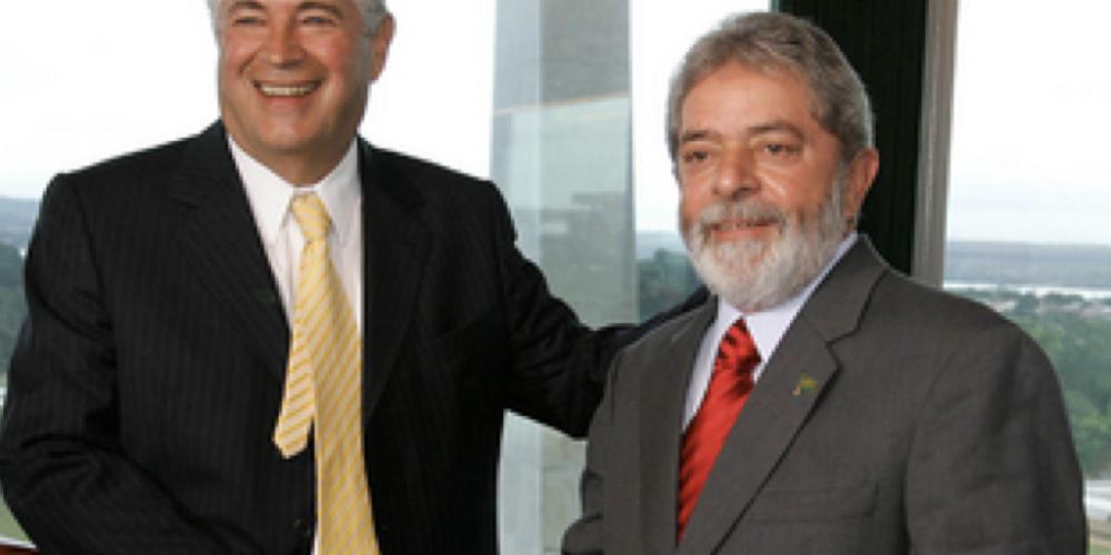 """Se pintar impedimento, Lula vai de Requião. Ele até sugeriu: """"Não tem como ser diferente, é Requião presidente"""""""