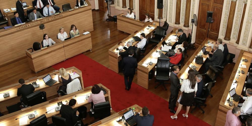 Investigação: Ministério Público do Paraná está de olho em 16 vereadores da Câmara de Curitiba
