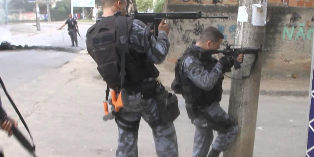 Os números da violência no Paraná. Em 2017 foram registradas 275 mortes em confrontos com policiais