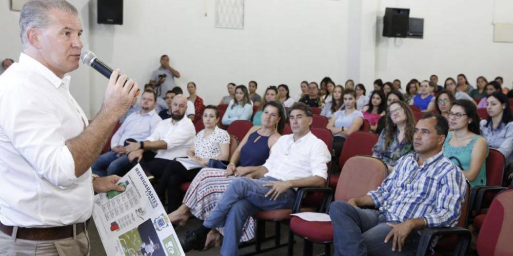 Roman realiza, em conjunto com o município de Cascavel, movimento para combater a obesidade infantojuvenil