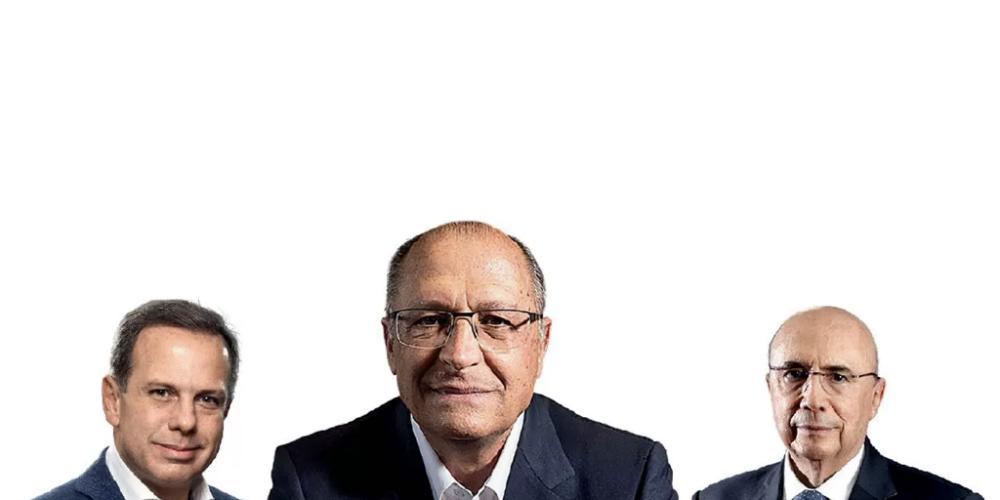 PSD pode apoiar o chuchu do Brasil, Geraldo Alckmin, para presidente e João Doria para governador de São Paulo. Meirelles está sendo escanteado