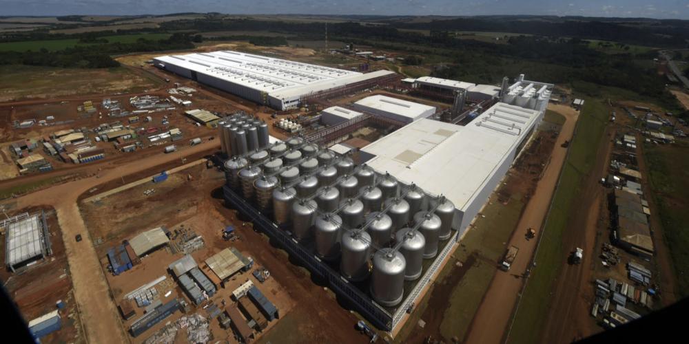 The Intercept: Com regalias do Governo, fábrica da Ambev no Paraná pode ter saído de graça