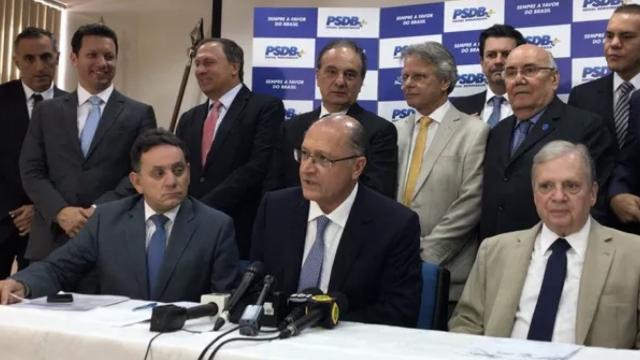 Os adversários de Geraldo Alckmin (PSDB) se preparam para o ataque. Assista ao vídeo que, com certeza, será utilizado no horário político