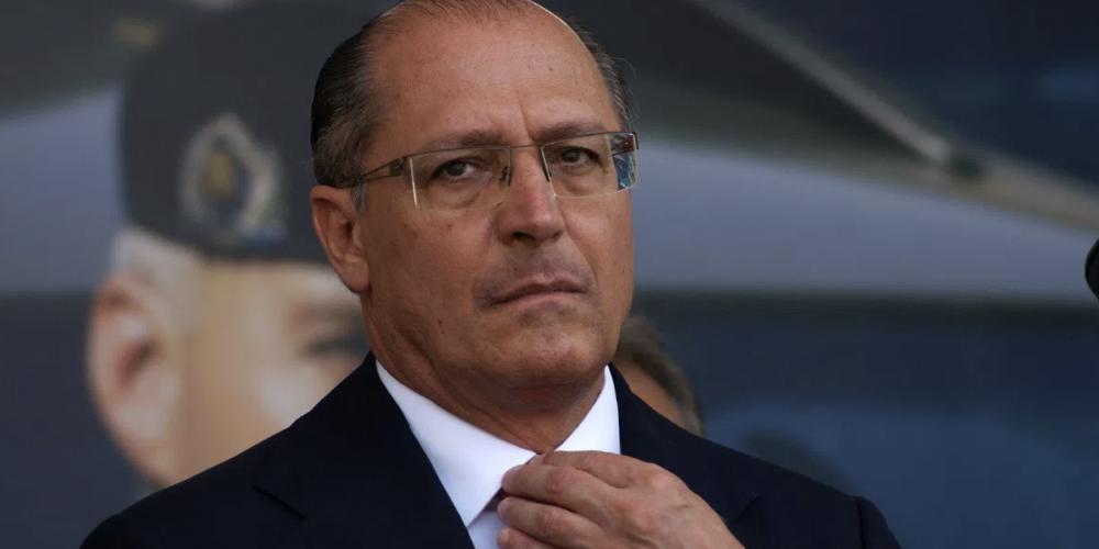 "O ""chuchuzento"" Geraldo Alckmin, o candidato paciente, paciente…"