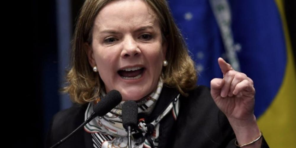 Dirigentes do Partido dos Trabalhadores estão pedindo muita calma para a mandatária Gleisi Hoffmann