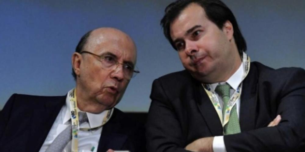 A eterna vontade de ser popular. Uns e outros dizem que Henrique Meirelles e Rodrigo Maia nunca irão alcançar a popularidade, só se…