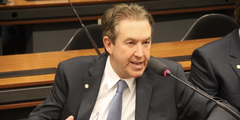 Luciano Ducci, pré-candidato à vice-governança? Ele não fala sobre o assunto, mas quer ser vice, não importando quem seja o candidato