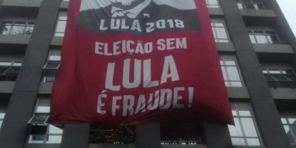 """O grande julgamento. """"Para prender o Lula, vai ter que matar gente"""", diz Gleisi Hoffmann, presidente do PT"""