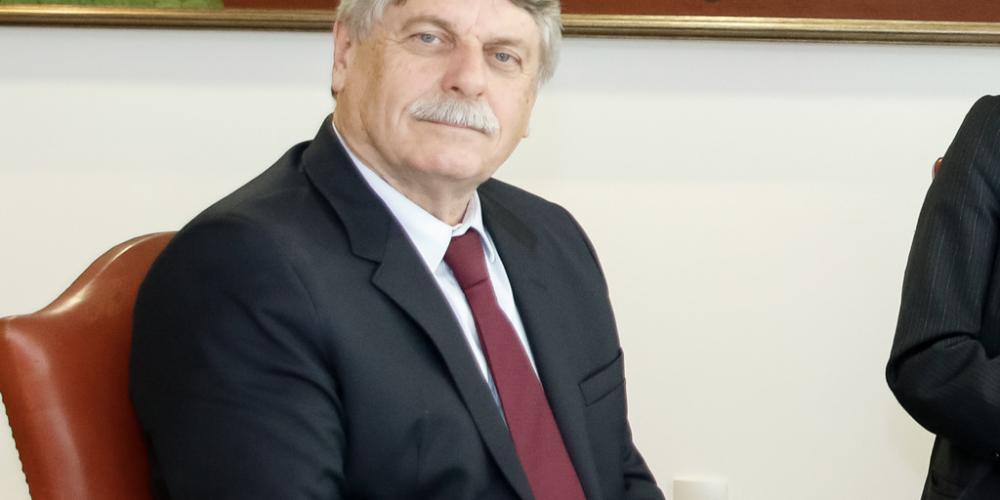 Ex-governador Mario Pereira se manifesta sobre o pré-candidato à Presidência, Álvaro Dias (PODE)