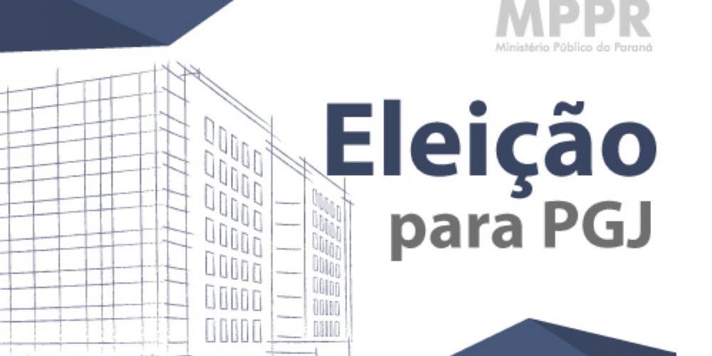 Eleição para procurador-geral de Justiça será nesta quarta-feira (14/03). Cinco candidatos disputam o pleito