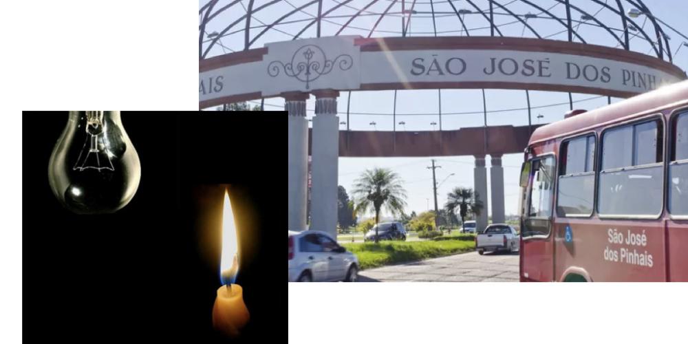 Coisinhas escuras em contrato de iluminação de São José dos Pinhais. Tribunal de Contas vai instaurar processo para apurar danos…