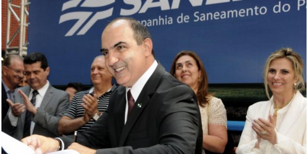 Deputados de Beto Richa não aprovaram a divulgação da folha de pagamento da Sanepar