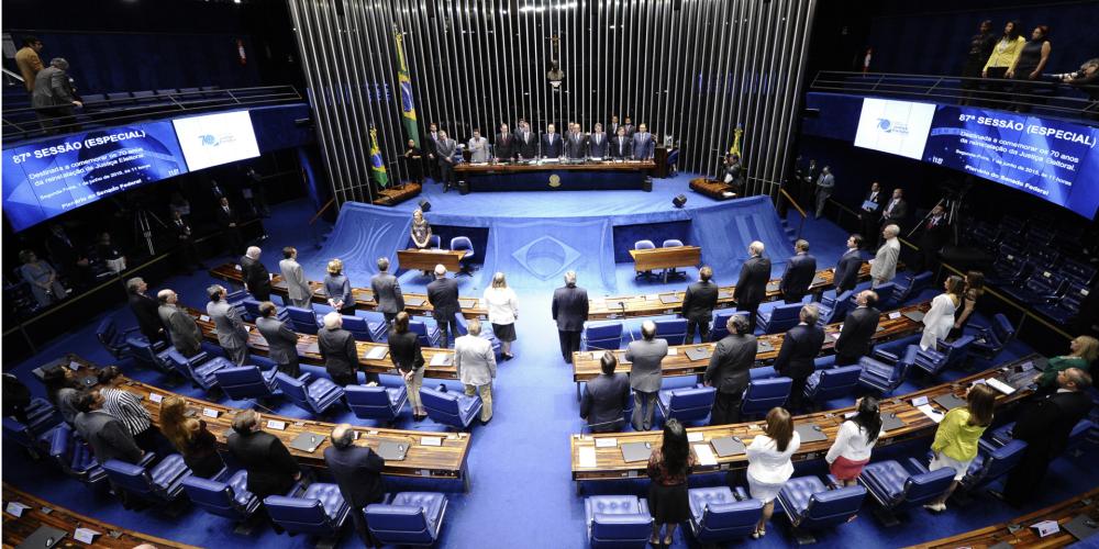 Projeto de lei poderá proibir o corte de recursos ligados à segurança pública