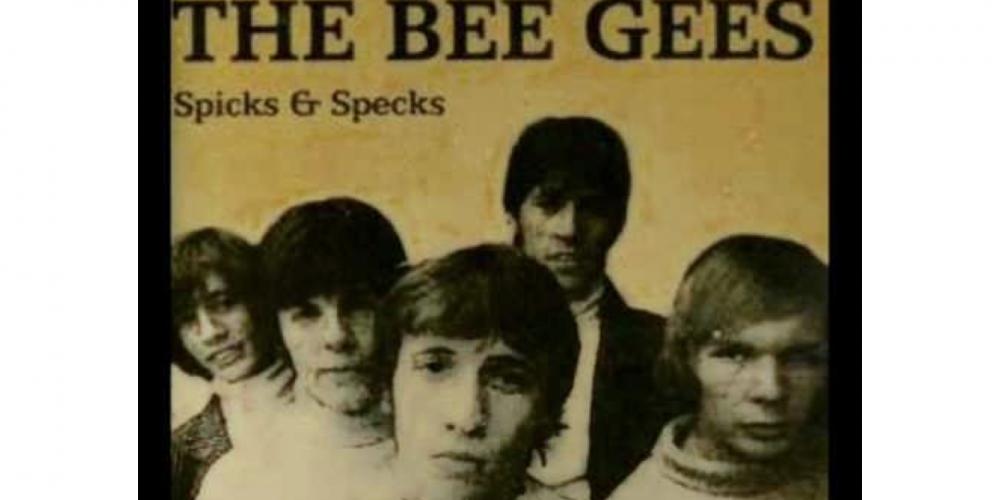 Uma raridade. Bee Gees na adolescência.Veja o vídeo de 1963 – Blowing In The Wind