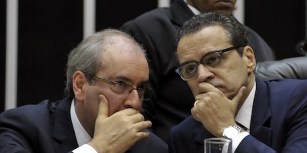 Ferrou geral. Procuradoria quer que Eduardo Cunha fique só 386 anos preso. Já para Henrique Alves o pedido é de 78 anos de cadeião