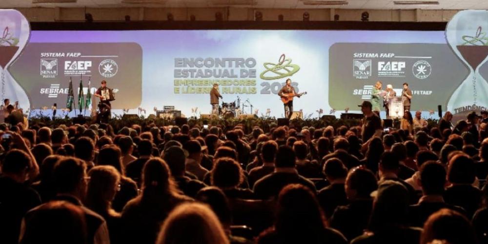 Cinco mil produtores participaram do Encontro de Empreendedores Rurais. Em pauta: crise econômica e política, eleições e Lava-Jato