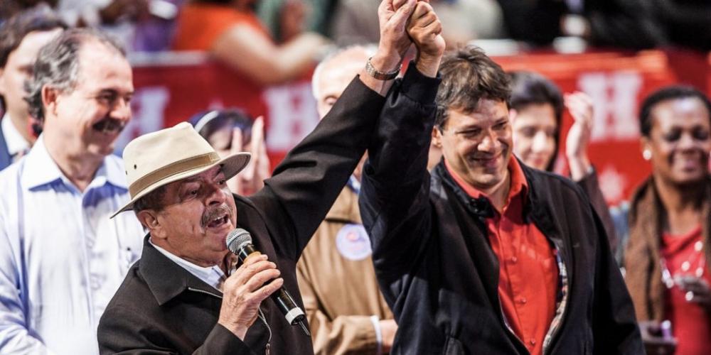 """Como Lula dificilmente vai """"lular"""", o Partido dos Trabalhadores deve ir para a disputa com Fernando Haddad"""