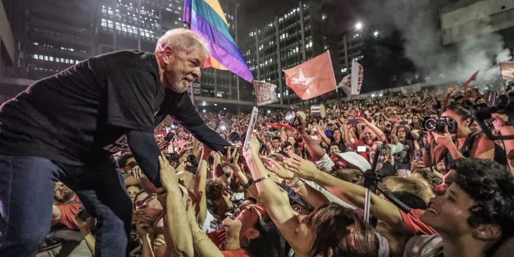 Tem louco pra tudo. Em Pernambuco, um eleitor e cabo eleitoral de Lula se oferece para cumprir pena no lugar do ex-presidente