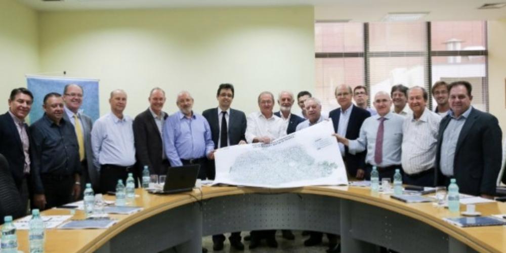 Produtores do Paraná destinam 28% de suas áreas à preservação ambiental. O estudo de georreferenciamento foi realizado pela Embrapa