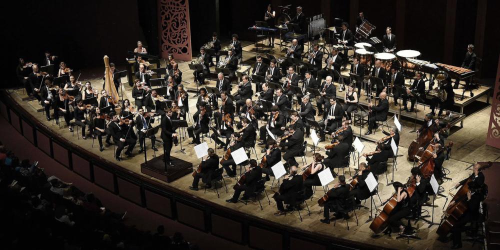 Orquestra Sinfônica do Paraná fará a primeira apresentação de 2018 neste domingo (25/02), às 10h30, no Guairão