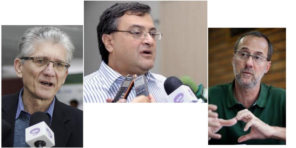 Está chegando a hora das desincompatibilizações. Três nomes estão certos para a disputa nas próximas eleições