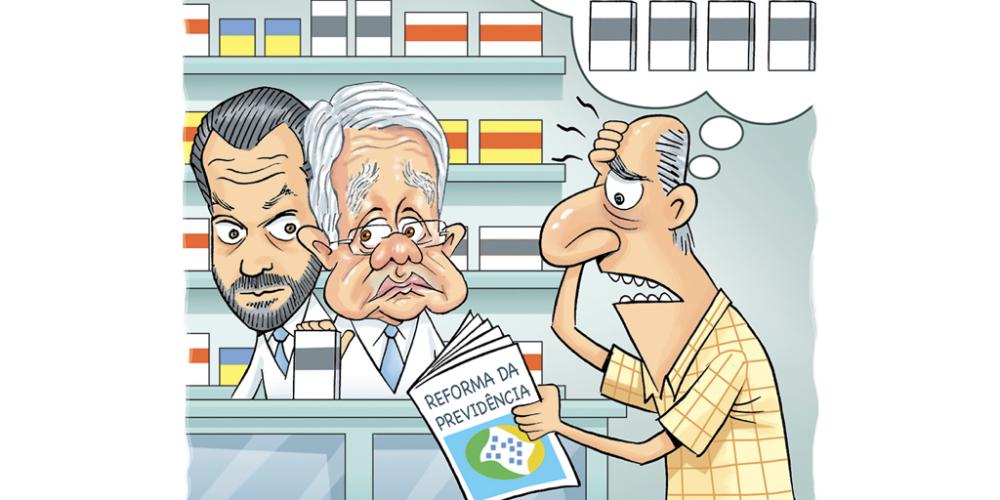 Operação engambelar: Michel Temer vai lançar cartilhas sobre a Reforma da Previdência