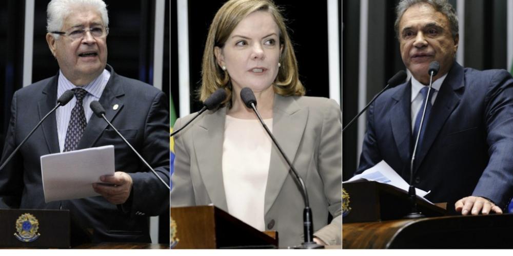 Além dos salários, R$ 810 mil é o valor gasto pelos senadores do Paraná em atividade parlamentar