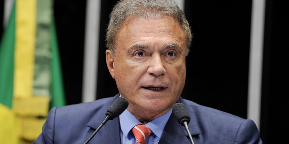 O Partido PODEMOS, ou PODE, começa a erguer o palanque para o lançamento de Álvaro Dias à Presidência da República