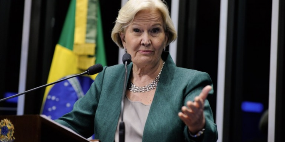 A senadora Ana Amélia (PP) foi entrevistada pelo jornalista Claudio Osti. Entre isso e aquilo, ela fala sobre o caso Lula
