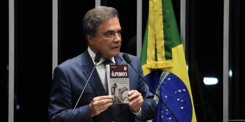 O presidenciável Álvaro Dias flechou fortemente a torcida geral total do ex-presidente Luiz Inácio Lula da Silva