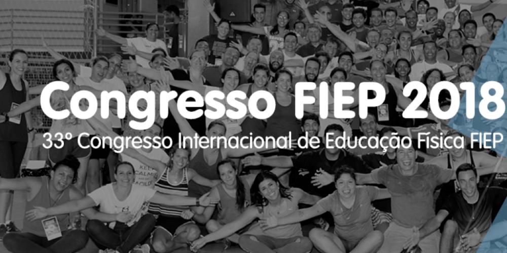 Dep. Evandro Roman (PSD) participa do Congresso Internacional de Educação Física. Veja o vídeo