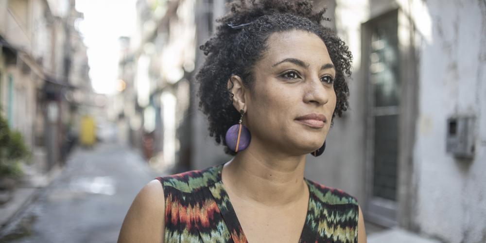A execução da vereadora Marielle Franco (PSOL) do Rio de Janeiro. Gleisi Hoffmann escreveu nas redes sociais…