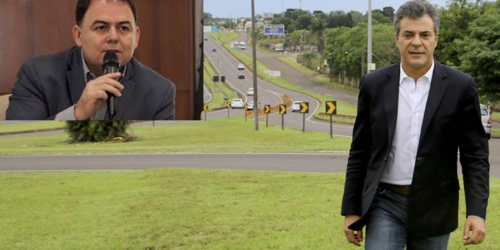 Chacoalhando o limoeiro. Nelson Leal, diretor-geral do DER, preso pela PF, acompanha Beto Richa desde a Prefeitura de Curitiba