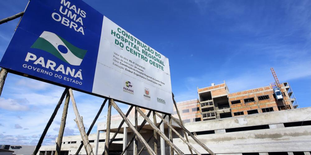 Beto Richa comemora a notícia de que o Paraná é o segundo do país em volume de investimentos. Se não tivéssemos as operações Quadro Negro e Publicano…