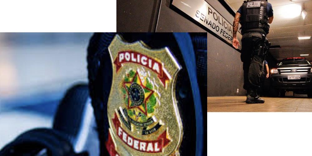 Uma guerrinha de gigantes no centro do poder. Polícia Federal x Seguranças do Senado. PF apresentou acusação no STF