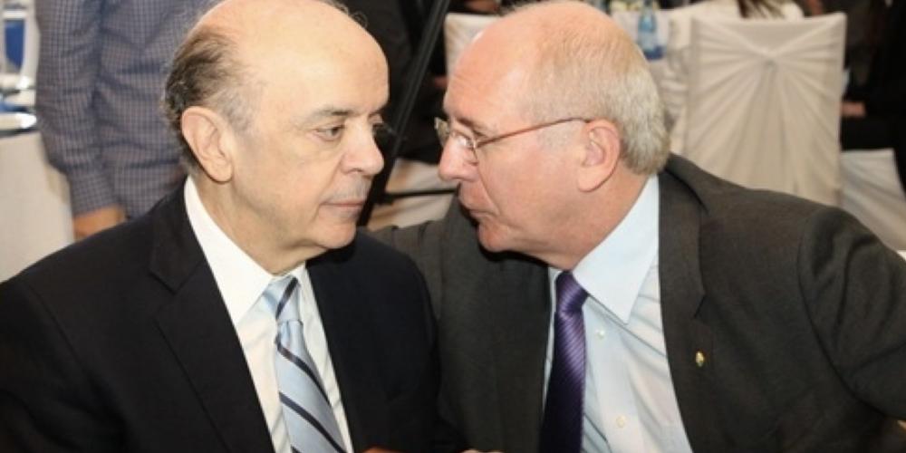 Livraram José Serra, mas STF autoriza investigação contra o senador tucano Paulo Bauer por caixa dois