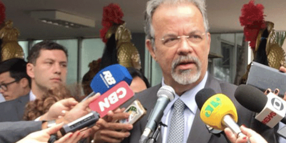 Raul Jungmann, o xerife do Brasil, está com o pires na mão. Ele pode precisar da bagatela de R$ 6 bilhões para fazer acontecer
