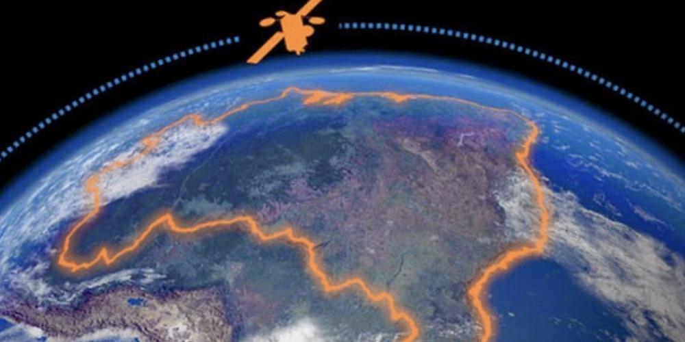 Nos ares. Justiça barra entrega do satélite brasileiro aos Estados Unidos. O país gastou R$ 4 bilhões