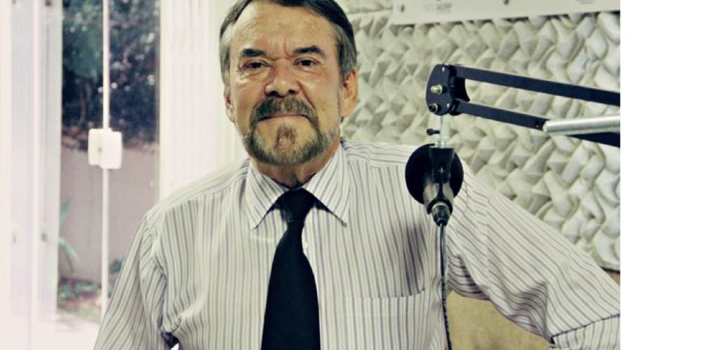 """Olympio de Sá Sotto Maior Neto não deixou por menos. Em evento, falando em nome do Ministério Público, encerrou sua falação, com um """"Fora Temer"""""""